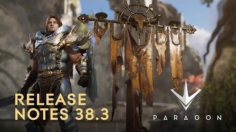 Paragon - Release Notes .38