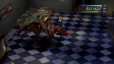 Parasite Eve PS1 Boss 10