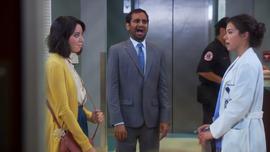 "S06E05 April ""helping"" Tom"