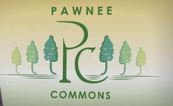 Pawnee Commons Logo