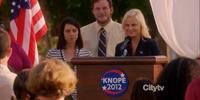 I'm Leslie Knope