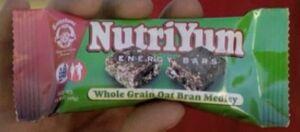 NutriYumBar