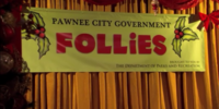 Pawnee City Government Follies
