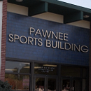 Sports building cropped