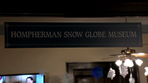 Hompherman Snow Globe Museum