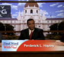 The Final Word With Perd