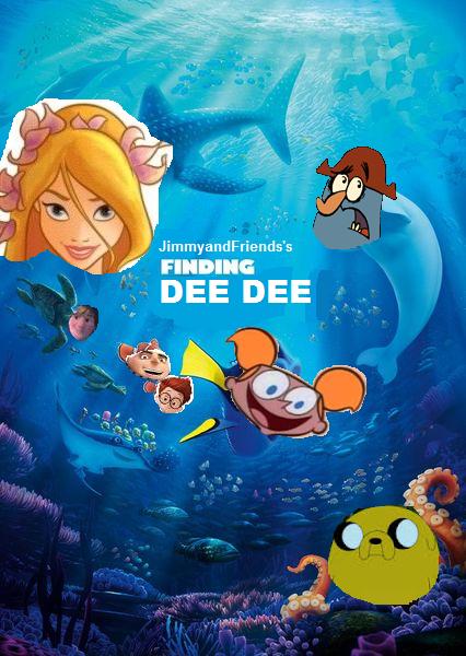Finding Dee Dee The Parody Wiki Fandom Powered By Wikia