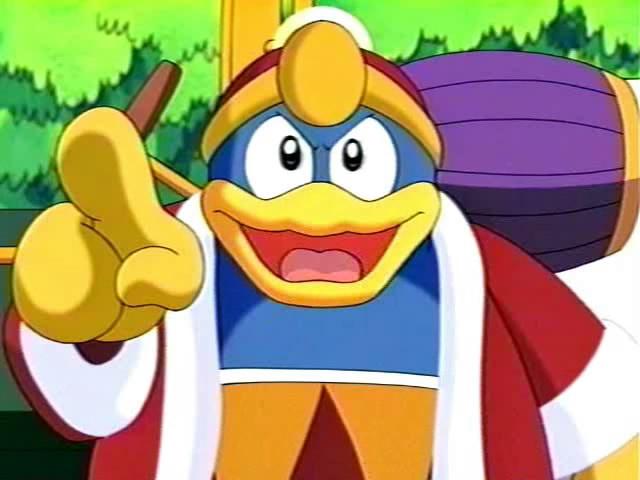 Anime Characters Kirby Wiki : King dedede the parody wiki fandom powered by wikia