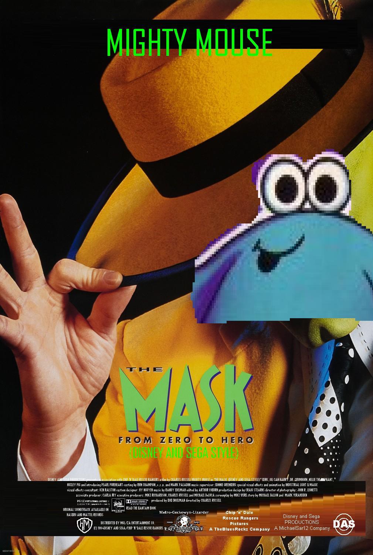the mask  disney and sega style