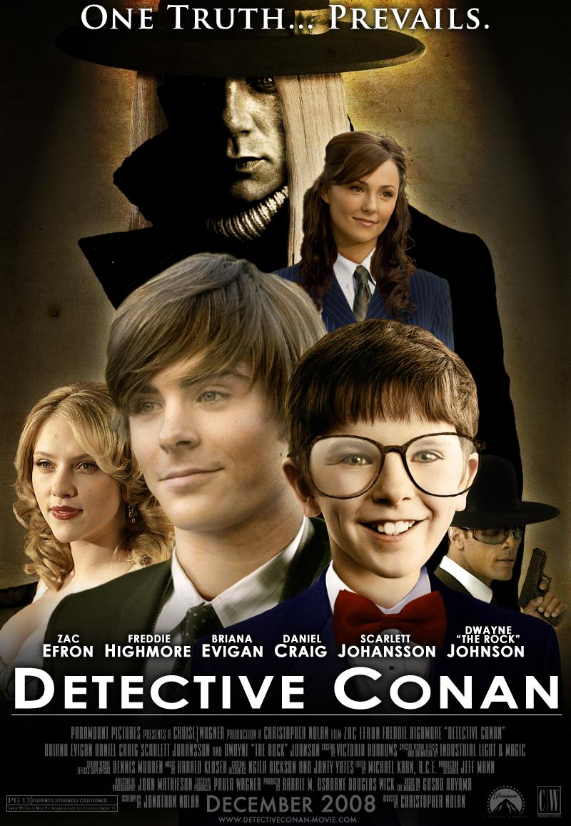 Detective conan live action movie 1 free download : The secret life