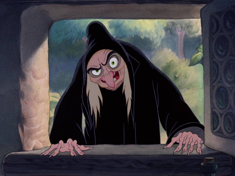 The witch snow white parody wiki fandom powered