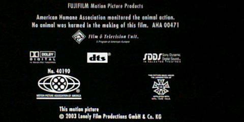 Movie poster logos phd