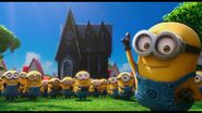 Dave and minions