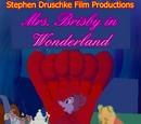 Mrs. Brisby in Wonderland