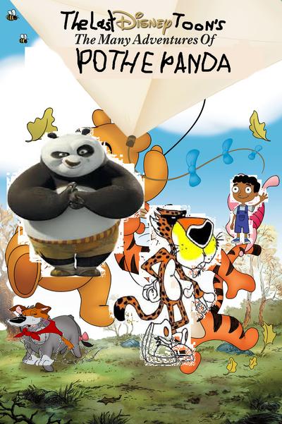 The Many Adventures of Po the Panda.
