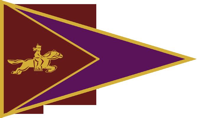 The Flag of the Jez Jelbek Jeztaghe (Great Jelbek Steppe)