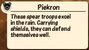 Piekrondescription