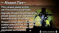 Alosson tips