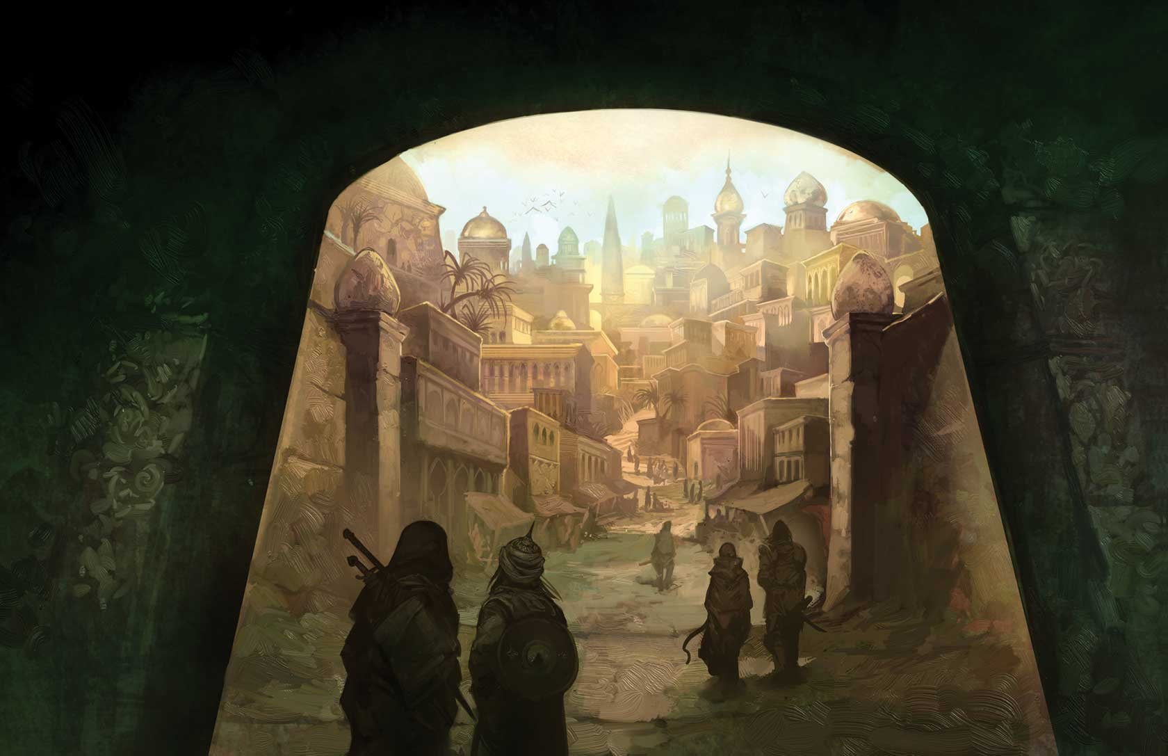 Image result for okeno the yellow city pathfinder