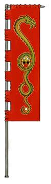 Linnorm Kings symbol