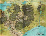 Iobaria map