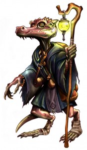 Kobold Quarterly mascot