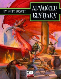 Advanced Bestiary