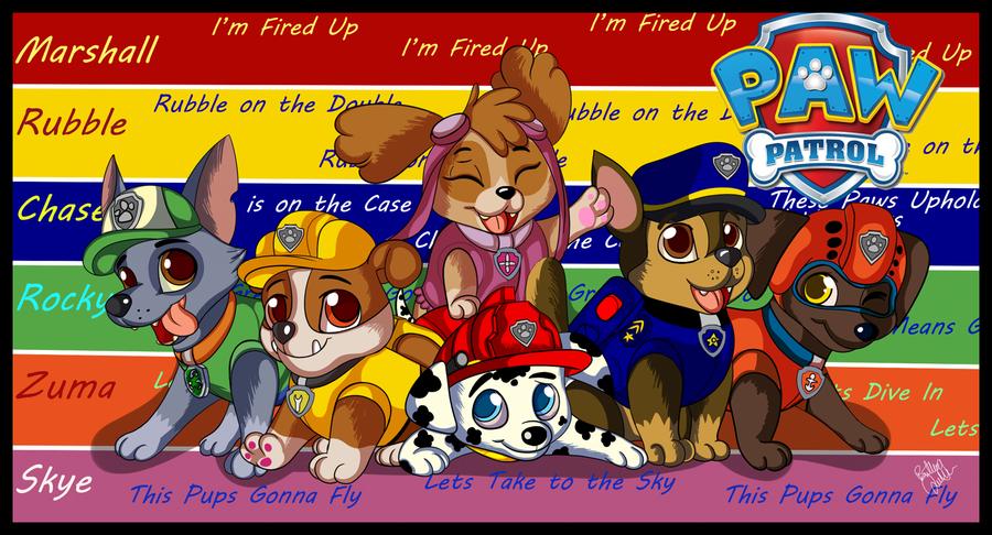 Image paw patrol png paw patrol fanon wiki fandom powered by