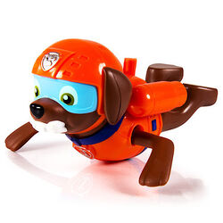 Paddlin Pups Bath Toy- Zuma