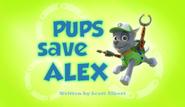 Pups Save Alex