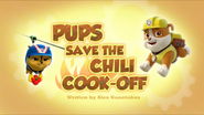 Pups Save the Chili Cook-Off (HQ)