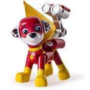 PAW Patrol Marshall Super Pup Figure