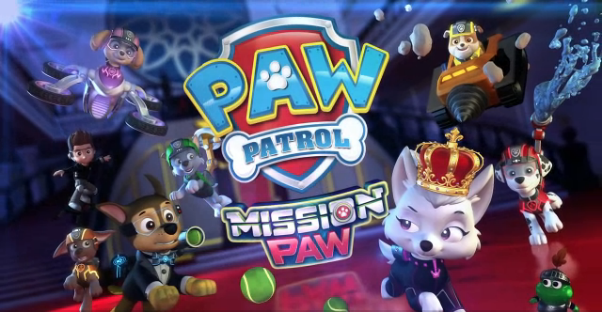 Mission Paw Quest For The Crown Paw Patrol Wiki