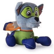PAW Patrol Super Hero Plush, Rocky 1