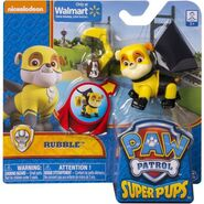 PAW Patrol Rubble Super Pups Figure