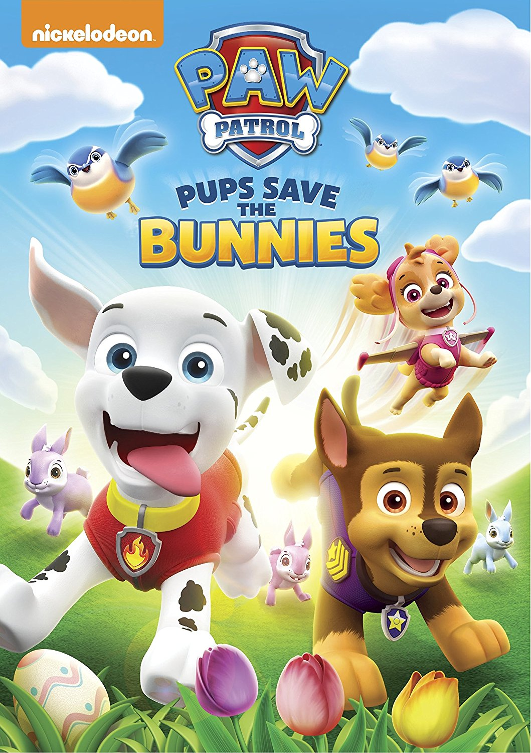 Image result for Paw patrol the pups save the bunnies