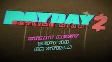 PAYDAY 2 Hotline Miami DLC
