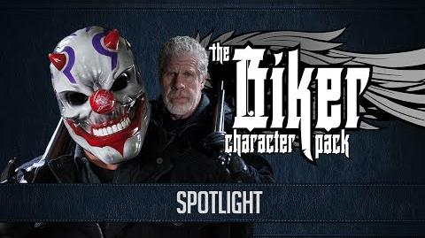 PAYDAY 2 Character Pack Spotlight - Rust