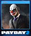 PAYDAY 2 Card 2