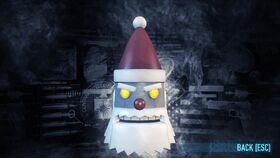 Mechanical Santa Fullcolor