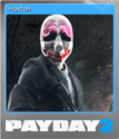 PAYDAY 2 - Hoxton (foil)