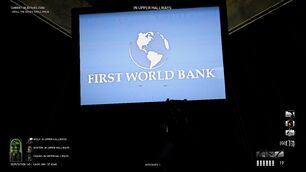 FirstWorldBank screen