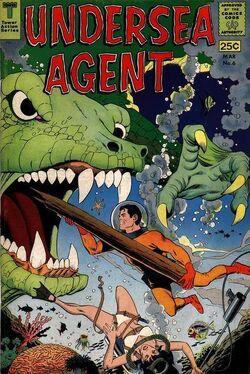 Undersea-agent 6