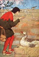 Goose That Laid the Golden Eggs