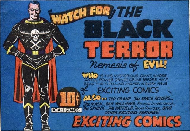 File:Black Terror First Appearance.png