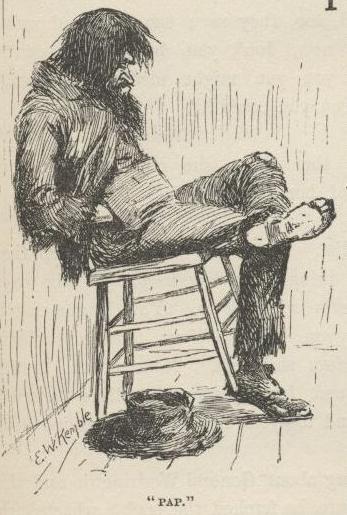 Huck Finn: Appearance Versus Reality