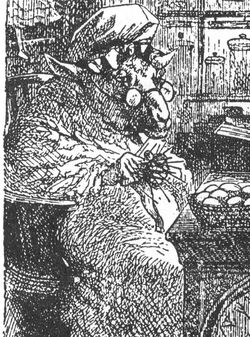 Sheep tenniel