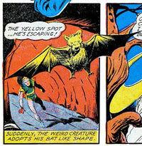 Yellow spot bat 1