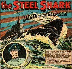 Steel shark hero