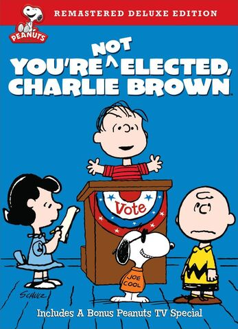 File:You're Not Elected Charlie Brown DVD.jpg